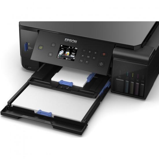 EPSON EcoTank L7160 A4 3'ü Birarada Yazıcı