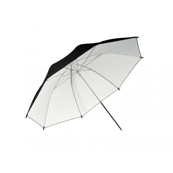 UB-004 40 101cm Beyaz Şemsiye-Şemsiye