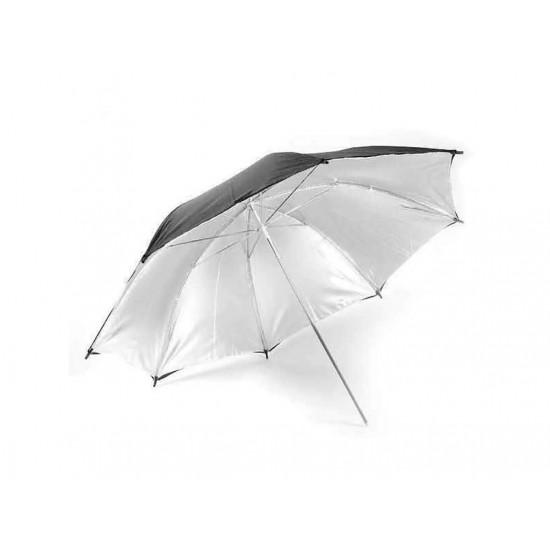 """Godox UB-006 40"""" 101cm Beyaz / Gümüş Dual Şemsiye"""