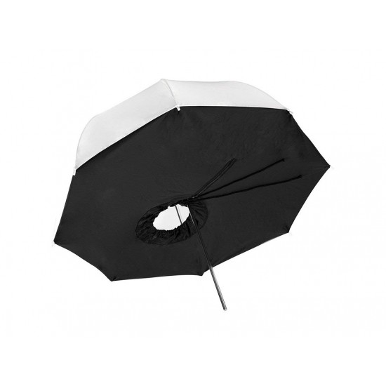 UB-009 40 101cm Transparan Box Şemsiye-Şemsiye