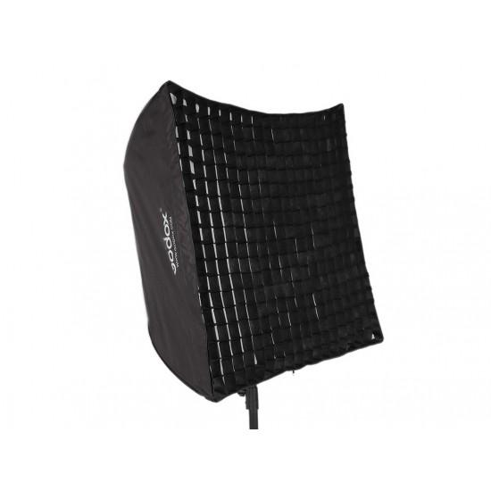 Godox 90x90 cm Grid'li Şemsiye Softbox