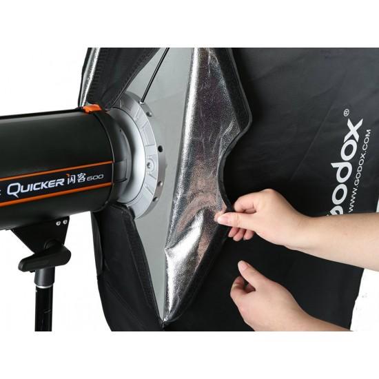 Godox SB-FW-35160 35X160 Bowens Izgaralı Softbox-Softbox