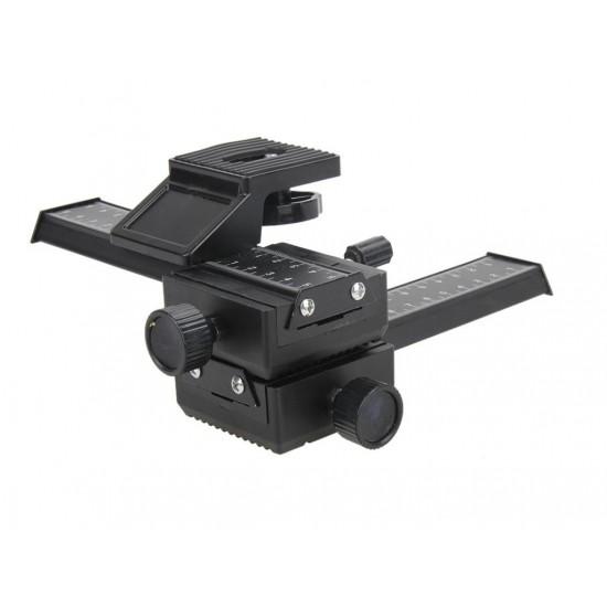 Rollin Image ST-03 Makro Tripod Kızağı-Bağlantı Aksesuarları