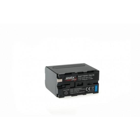 Pdx Prodigix PDX BATARYA NP-F970 9700 mAH
