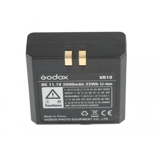 Godox VB18 Li-Ion Batarya
