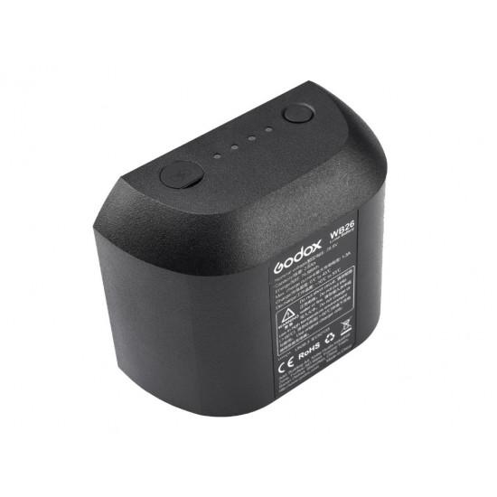 Godox WB26 AD600Pro İçin Li-Ion Batarya