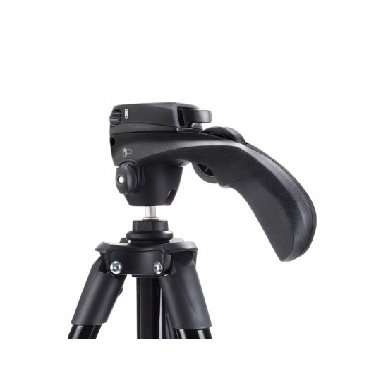 Manfrotto Compact Action 155cm Siyah Tripod