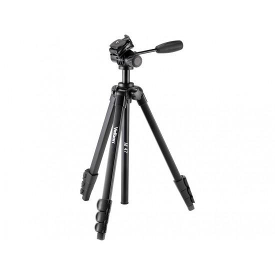 Velbon M47 155cm Fotoğraf ve Video Tripod