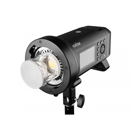 Godox AD-BR AD400 - Broncolor Adaptör-Flaş aksesuarları