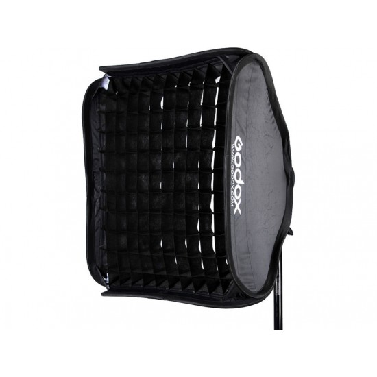 SGGV-6060 (S2) 60x60cm Izgaralı Softbox Kit
