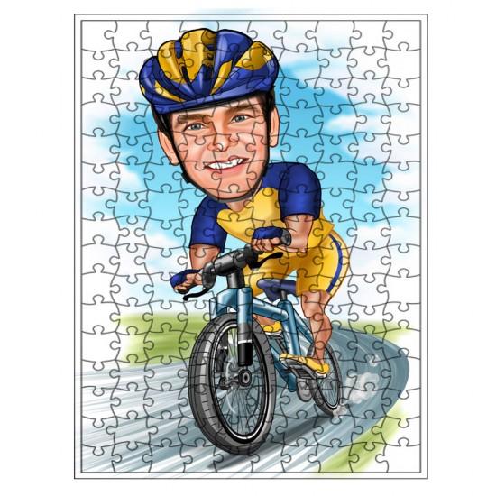 Sporcular Puzzle 500 parça