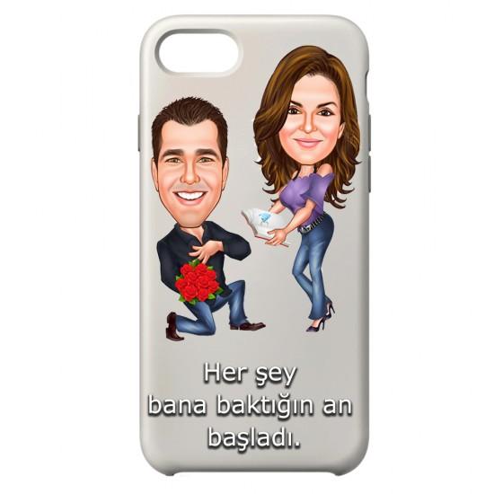 Çiftler Telefon Kapağı