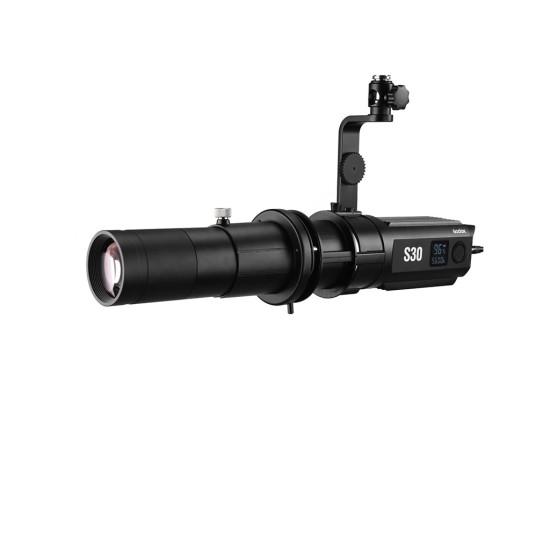 Godox SA-03 S-30 Için 150mm Tele Photo Lens