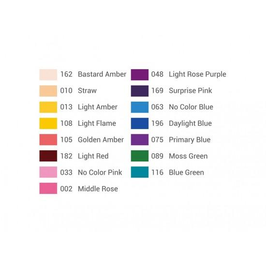 Godox SA-11C S-30 Için Renk Jel Kiti