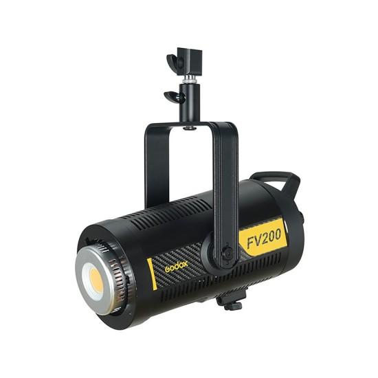 Godox FV200 Flaş / LED200W LED Video Işığı