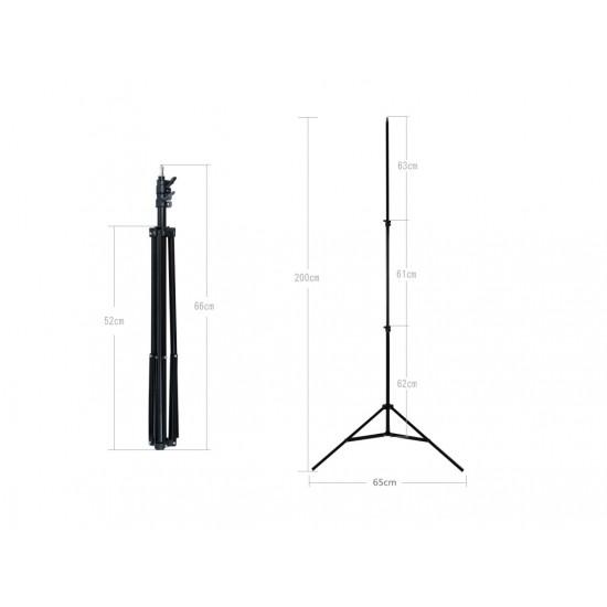 Godox LEDP260C Video Işığı İkili Işık Kiti