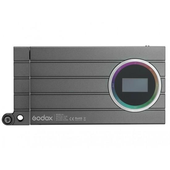 Godox M1 RGB Mini Mobil Video Işığı-Led ışıklar