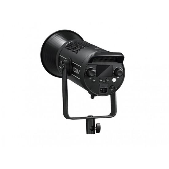 Godox SL-200W II Beyaz Video Işığı-Led ışıklar