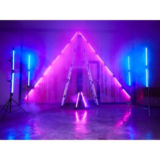Godox TL60 İkili RGB Tüp Işık Kiti-Led ışıklar