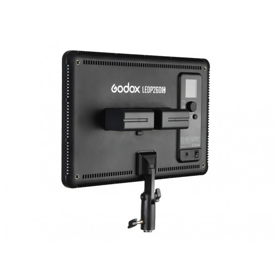 Godox LEDP260C Video Işığı Tekli Işık Kiti