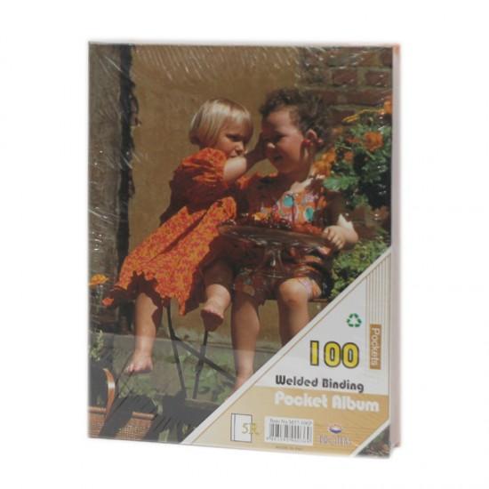 100'lü 13x18cm Fotoğraf Albümü