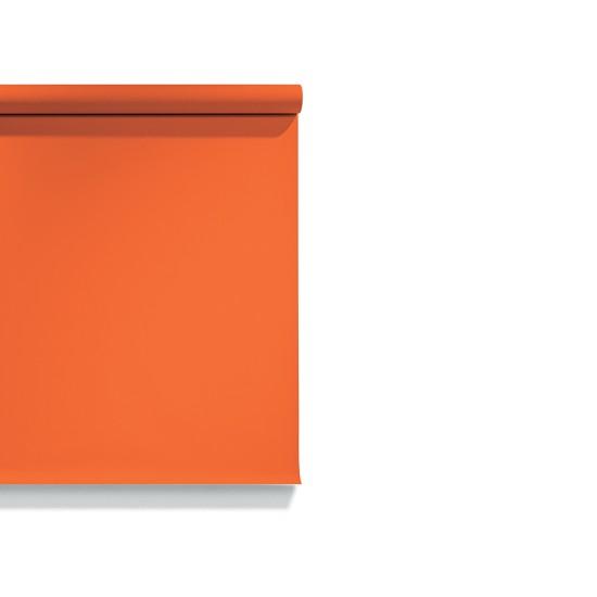 Bright Orange 2.72 x 11 Metre Fon Kağıdı