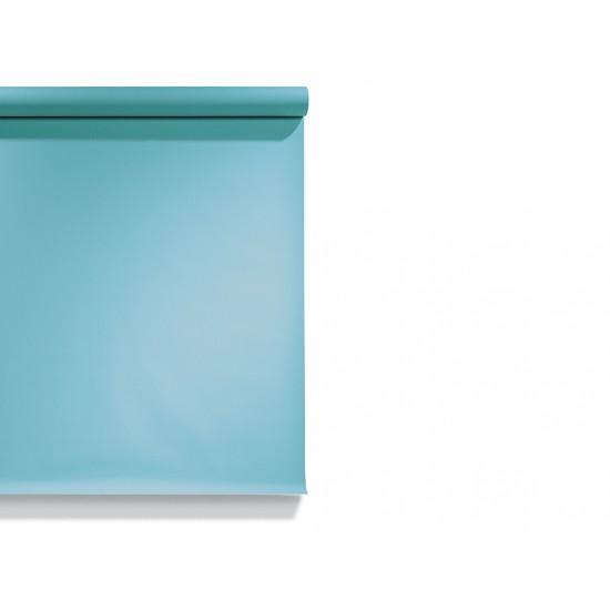 Sky Blue 1.35 x 11 Metre Fon Kağıdı