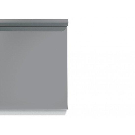 Slate Grey 1.35 x 11 Metre Fon Kağıdı