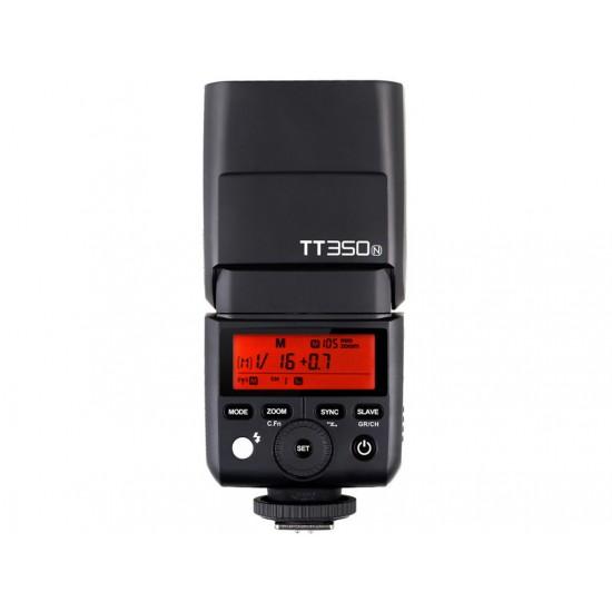 Godox TT350 Nikon Uyumlu Tepe Flaşı