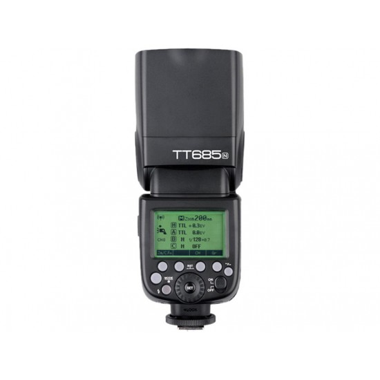 Godox TT685N Nikon Uyumlu Tepe Flaşı