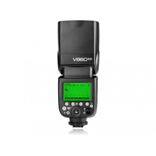 Godox V860II Nikon Uyumlu Tepe Flaşı