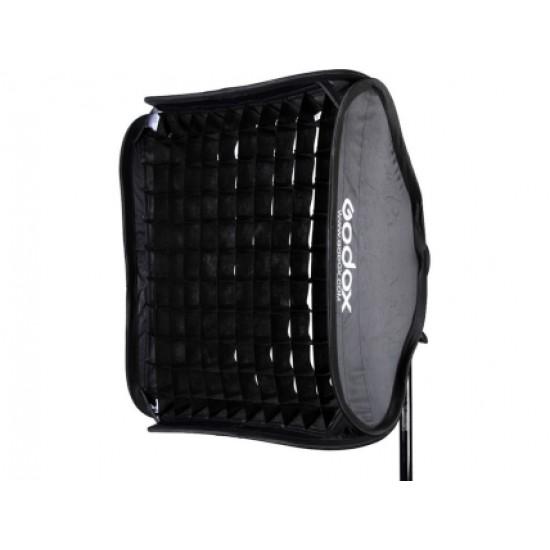 Godox SGGV-6060 (S2) 60x60cm Izgaralı Softbox Kit
