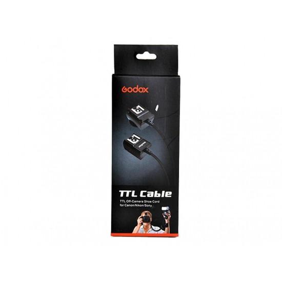 Godox TL-S TTL Sony Uyumlu Kamera Dışı Flaş Kordonu