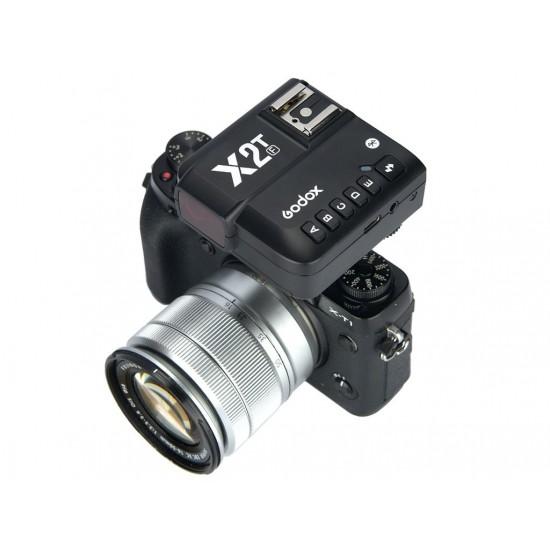 X2T-F Fujifilm Uyumlu TTL Flaş Tetikleyici-Fujifilm Uyumlu Tetikleyiciler