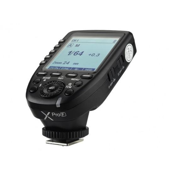 Godox XPRO-F Fujifilm Uyumlu TTL Flaş Tetikleyici