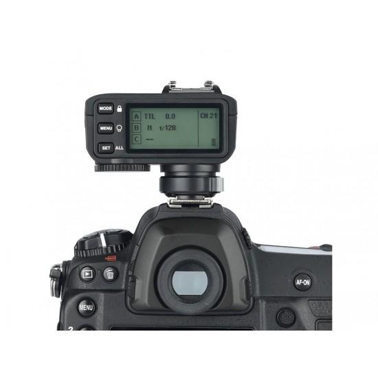 X2T-N Nikon Uyumlu TTL Flaş Tetikleyici-Nikon Uyumlu Tetikleyiciler