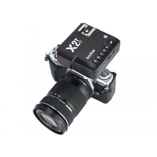 X2T-O Olympus / Panasonic Uyumlu TTL Flaş Tetikleyici-Olympus Uyumlu Tetikleyiciler